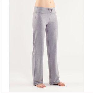 Lululemon gray pant size 6